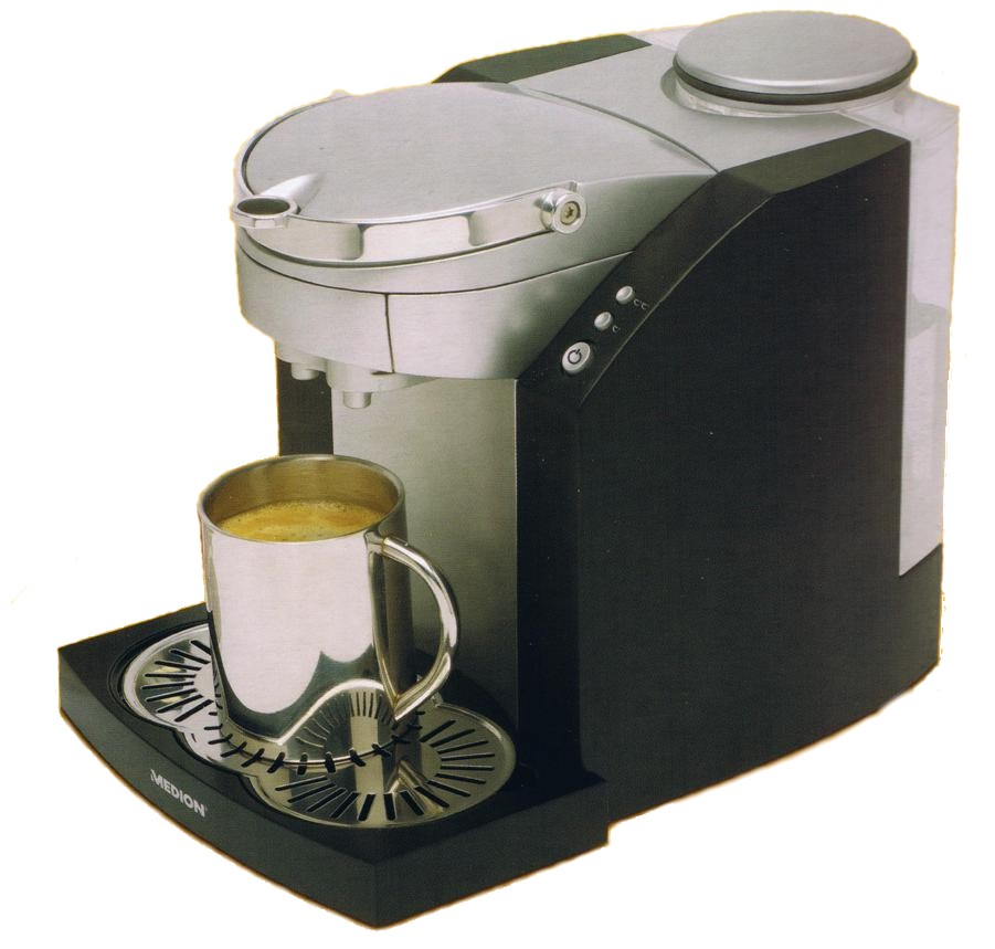Coffee Maker From Lidl : Senseo 500 watt